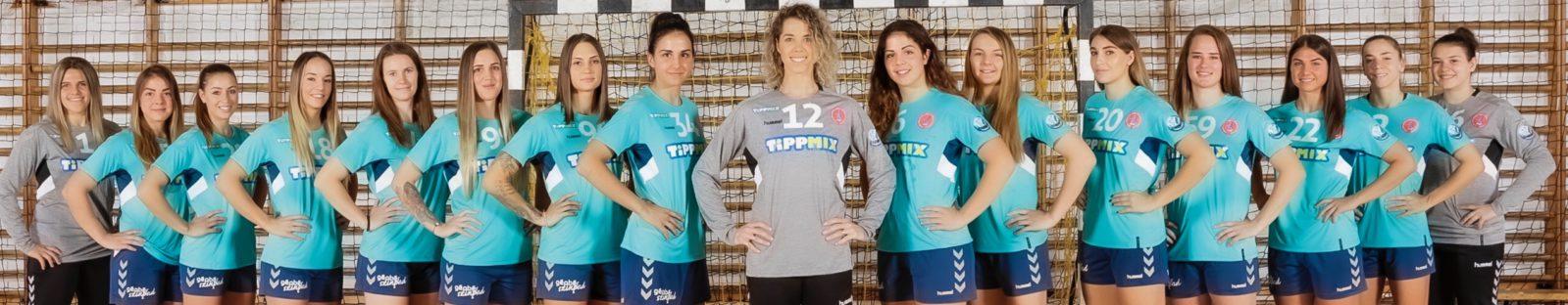 A váci női kézilabda sportegyesület hivatalos weboldala